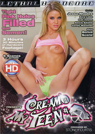 Cream In My Teen 04
