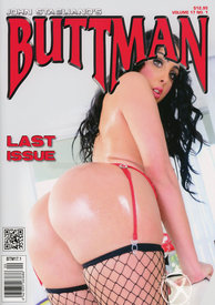 Buttman Magazine Vol 17 #1