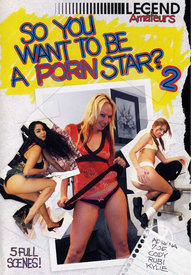 So You Wanna Be A Porn Star 02(disc)