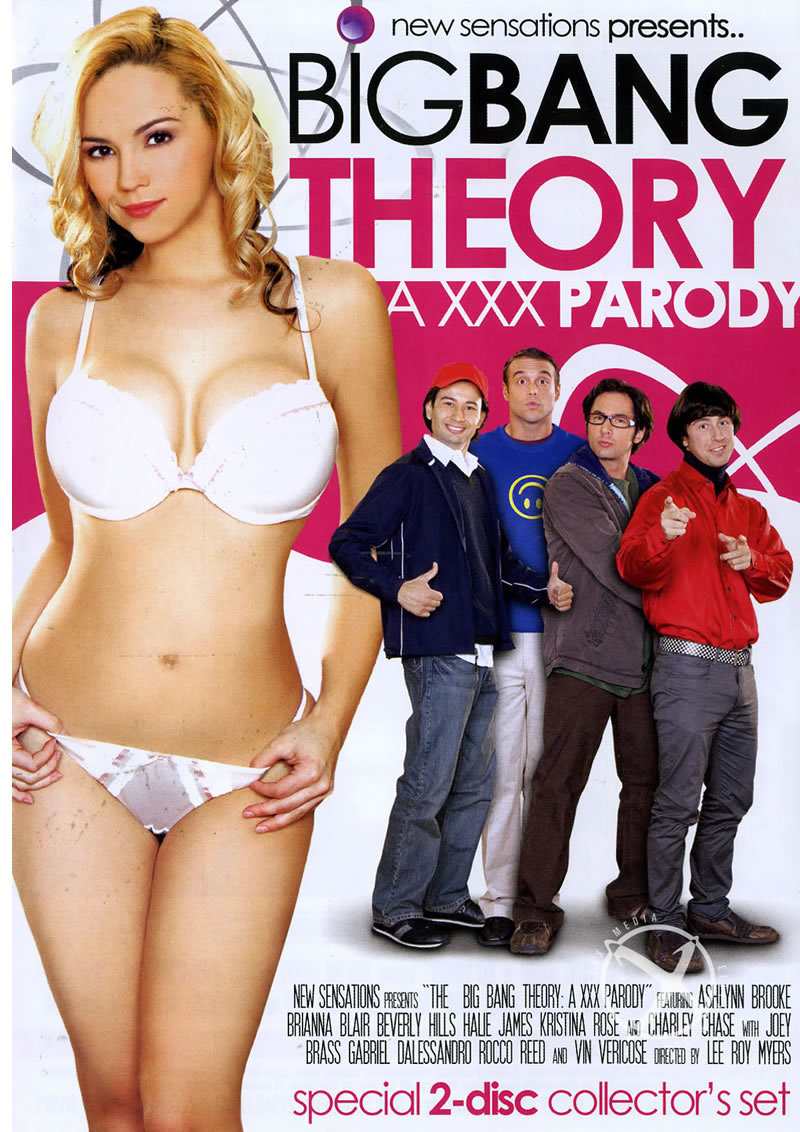 New Porn Parody big bang theory a xxx parody - pornvideo